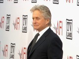 Michael Douglas Appears Healthy
