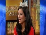 Miss America, Kenoshas Laura Kaeppeler Appears On Wendy Williams Show