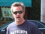 Matthew Perry&#039 S Scruffy Look