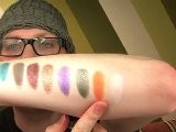 Maybelline 24hr Color Tattoo Eyeshadow: Review Swatches