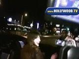 Milla Jovovich Leaving KOI