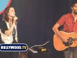 Mandy Moore Performs New Songs At Amoeba Music