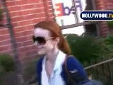 Marcia Cross And Kelly Rutherford Have Lunch At Urth Caffe