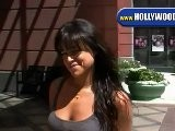 Michelle Rodriguez All Smiles At Anastasia