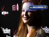 Marcia Cross Spotted At Intermix Event