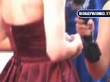 Milla Jovovich Goes To The Bravo Awards In LA