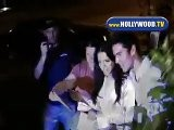 Michelle Rodriguez Leaves Villa