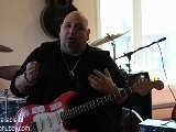 POPA CHUBBY ANNOUNCES BLUES MASTER CLASS