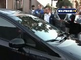 Michael Douglas Leaves Jimmy Kimmel Live!