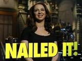 Maya Rudolph Hosts Her Best SNL Yet?