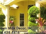 Molding Design Miramar, Design, Decorating, Crown Moldings, Ft. Lauderdale, Miramar, Boca, Crown Max Molding, Painting Www.crownmaxmolding.com