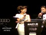 Mary J Blige, Russell Crowe, Help Raise $6 Point 7 For AmFAR