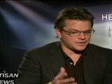 Matt Damon Begged Clint Eastwood To Be In Hereafter, Damon Would Talk To The Dead