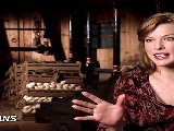 Milla Jovovich Get Action In Three Musketeers
