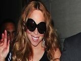 Mariah Carey Shows Off Her Svelte Figure
