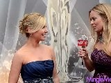 Misty Kingma Interviews Kristyn Burtt 84th Academy Awards