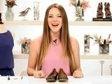 Make Your Own Studded Ballet Flats