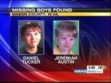 Mason County Missing Boys Now In State Custody
