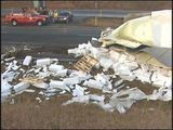 Multiple Accidents On Toll Road Tuesday Morning
