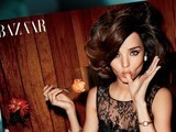 Miranda Kerr Goes Retro
