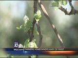 Michigan Fruit Farmers Wary Of Frost