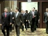 Medvedev Meets Jordanian King In Seoul