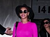 Miranda Kerr And Beyonce Go Bright Pink!