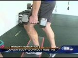 MM: Leg Workouts For Increased Metabolism, Erika Tallan Reports