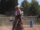 Niki Tilley, Barrel Racer