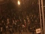 Night Clashes In Alexandria