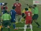 Nepali Players Clash With Afghanistani Players