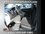 New DODGE GRAND CARAVAN Anaheim, Orange County, Norwalk, Downey - 2012 VAN - Call 1.800.549.1084
