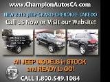 New JEEP GRAND CHEROKEE LAREDO Signal Hill, Norwalk, Valencia, LA - 2012 SUV - 1.800.549.1084