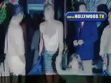Nicollette Sheridan At The Ivy