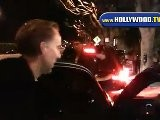 Nicolas Cage Leaves Madeo In West Hollywood