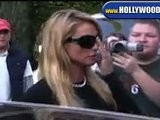 Nicollette Sheridan Leaving Ago