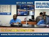 Norwalk, CA Norm Reeves Honda Superstore Dealership Rating