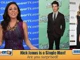 Nick Jonas & Delta Goodrem Break Up!