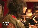 Nikki Sixx Talks Tabloids, Denise Richards Dating Rumors Spread