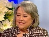 NBC TODAY Show Kathy Bates &lsquo Excited&rsquo To Lay Down The &lsquo Law&rsquo