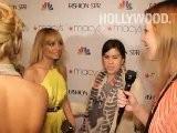 Nicole Richie Habla &#039 Fashion Star&#039 En Nueva York