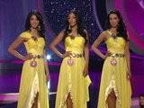 Nuestra Belleza Latina Las Chicas Del Grupo De Osmel Sousa Clasificaron Modelando Sobre La Pasarela