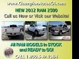 New RAM 2500 Van Nuys, Glendale, Signal Hill, Cerritos CA - 2012 Truck - 800.549.1084