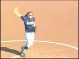 Notre Dame Softball Sweeps Toledo