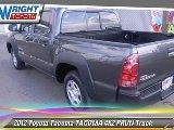 2012 Toyota Tacoma TACOMA 4X2 PRUN Truck - Bill Wright Toyota, Bakersfield