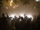 Overnight Clashes In Alexandria