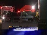 One Dead After Vivid Image Industrial Accident