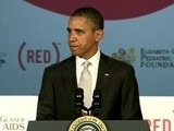 Obama Sets New Goal To Fight AIDS