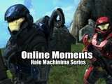 Online Moments Ep.1 - A Girl In Reach Halo Reach Machinima