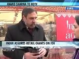 Only Temporary Pause In FDI Policy: India Assures Retail Giants At Davos